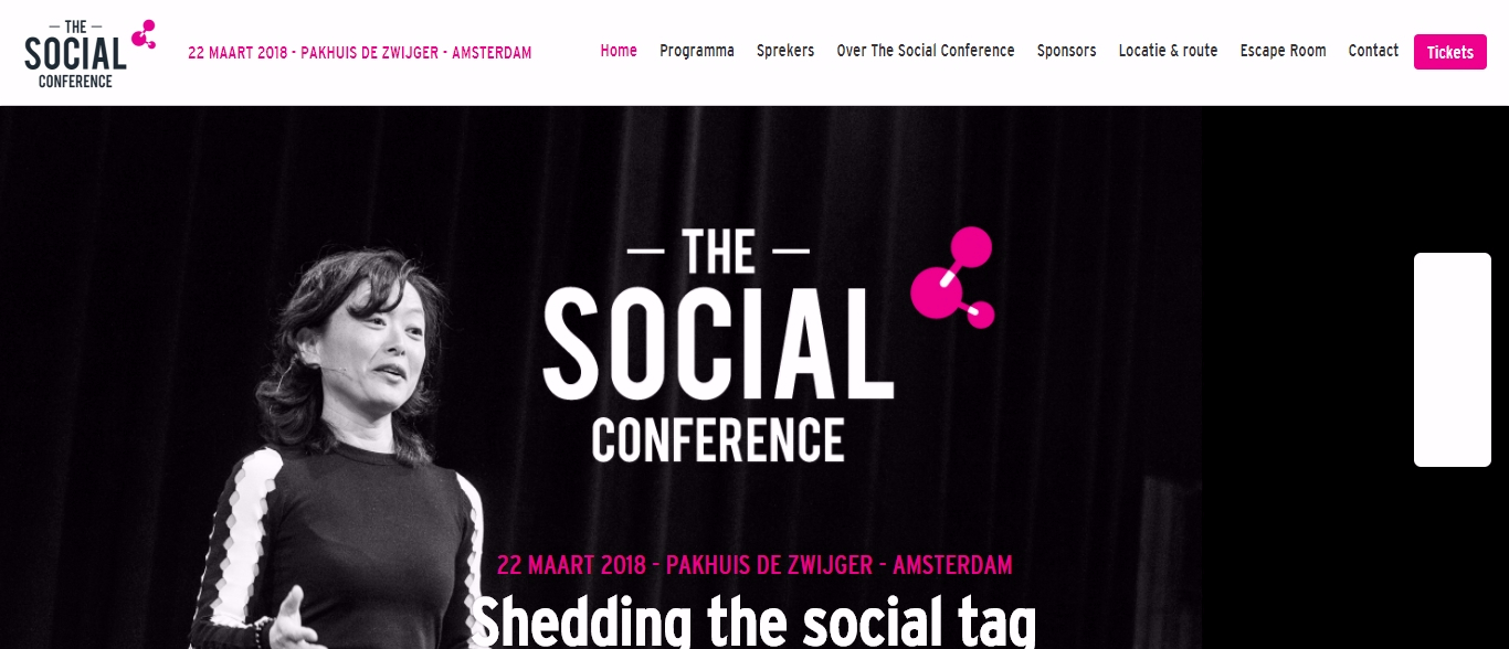 The social conference
