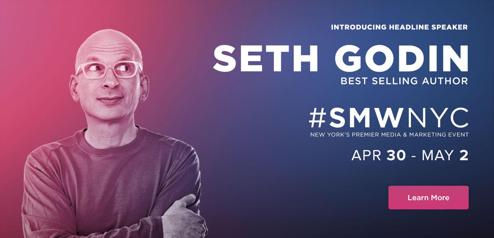 Seth going-social media
