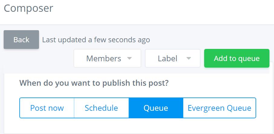 Social Media posting-ContentStudio