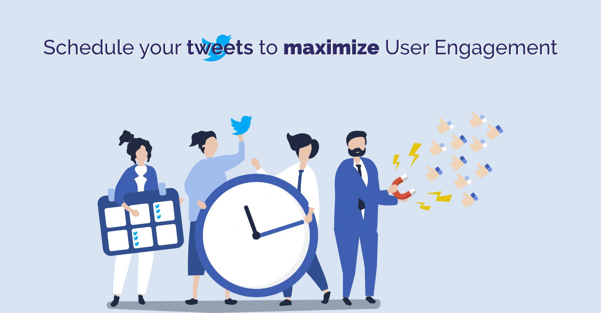 Schedule Tweets - ContentStudio