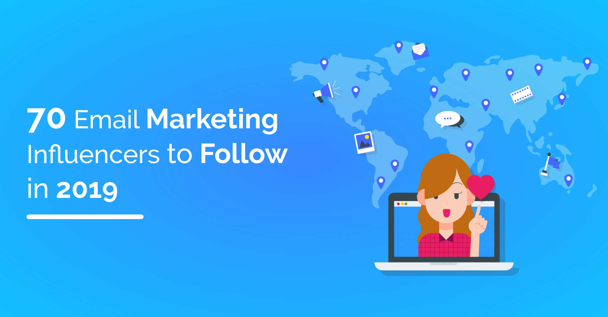 70 Email Marketing Influencers to follow in 2019- ContentStudio