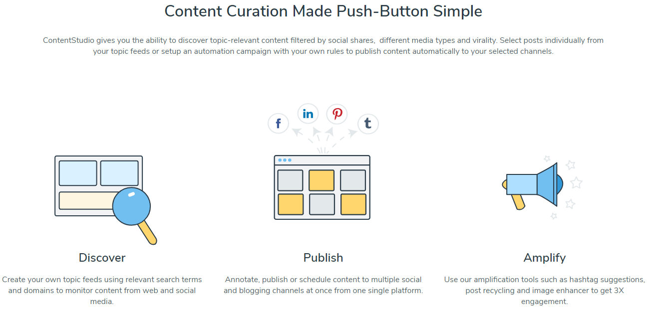 content marketing for business - ContentStudio