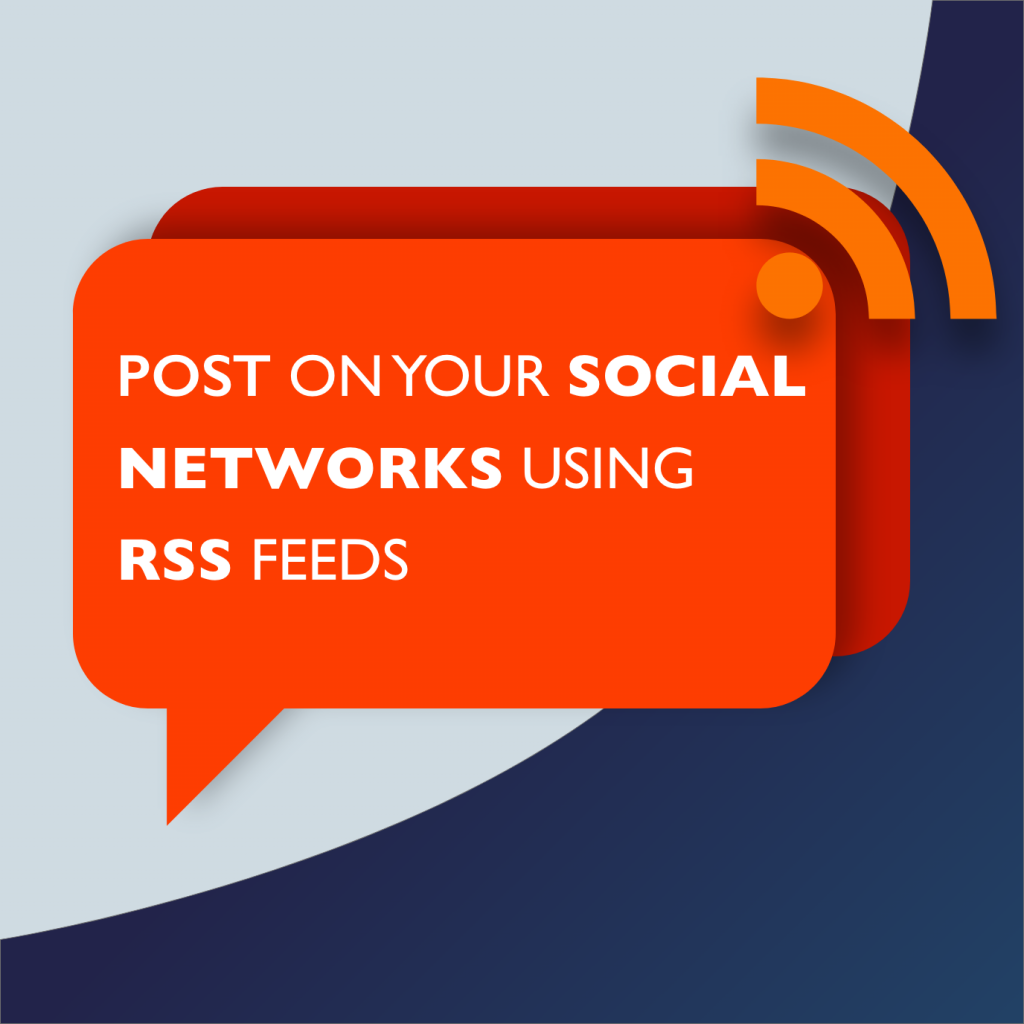 RSS feeds for Social Posting