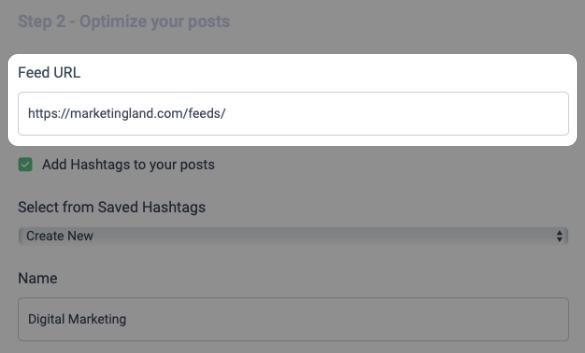 RSS Feed URL - ContentStudio