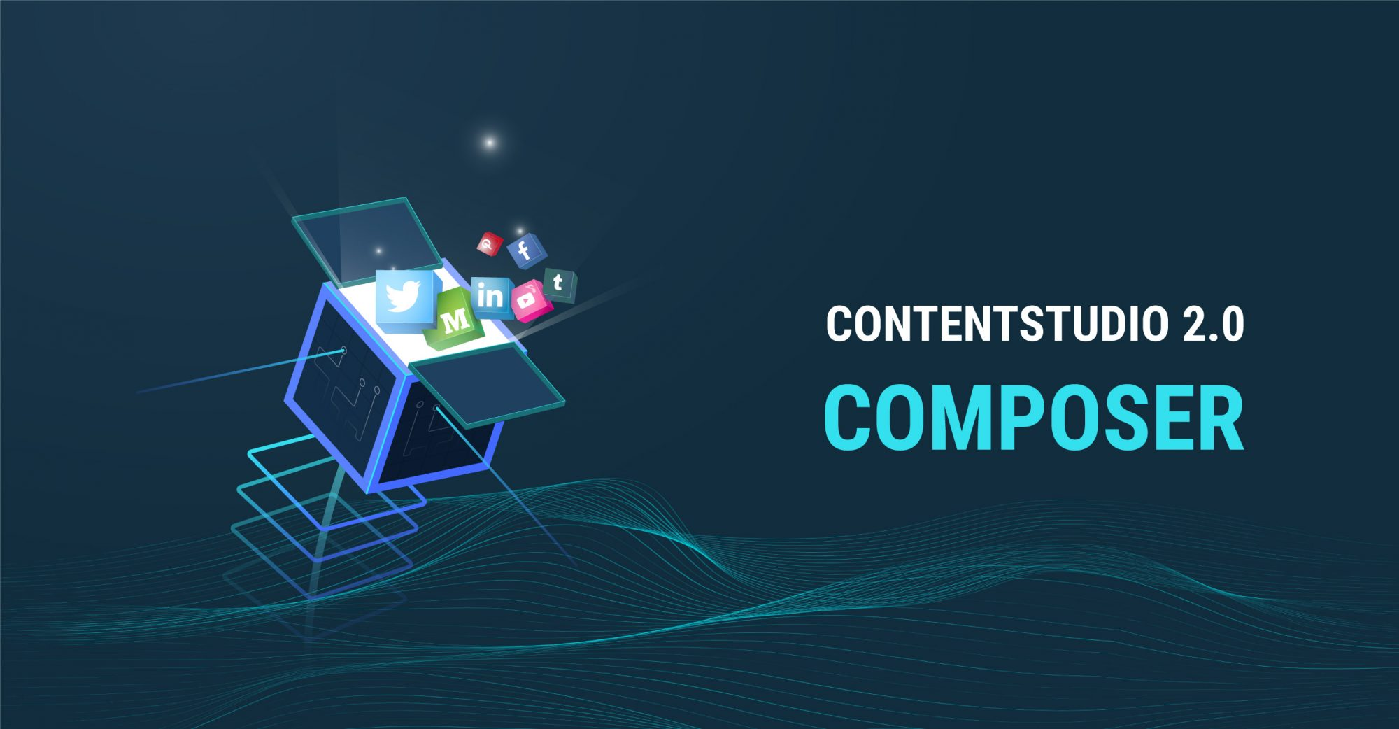 social media management platform - ContentStudio