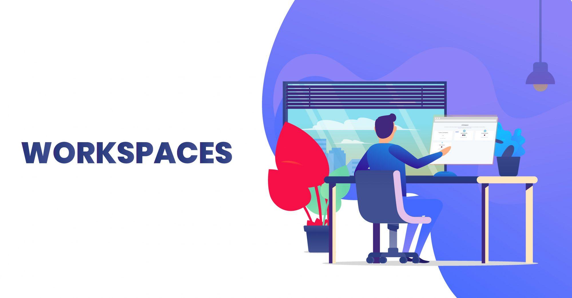 Workspaces - ContentStudio