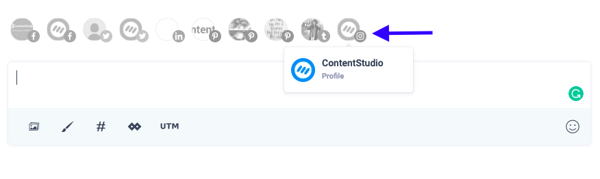Instagram Integration - ContentStudio