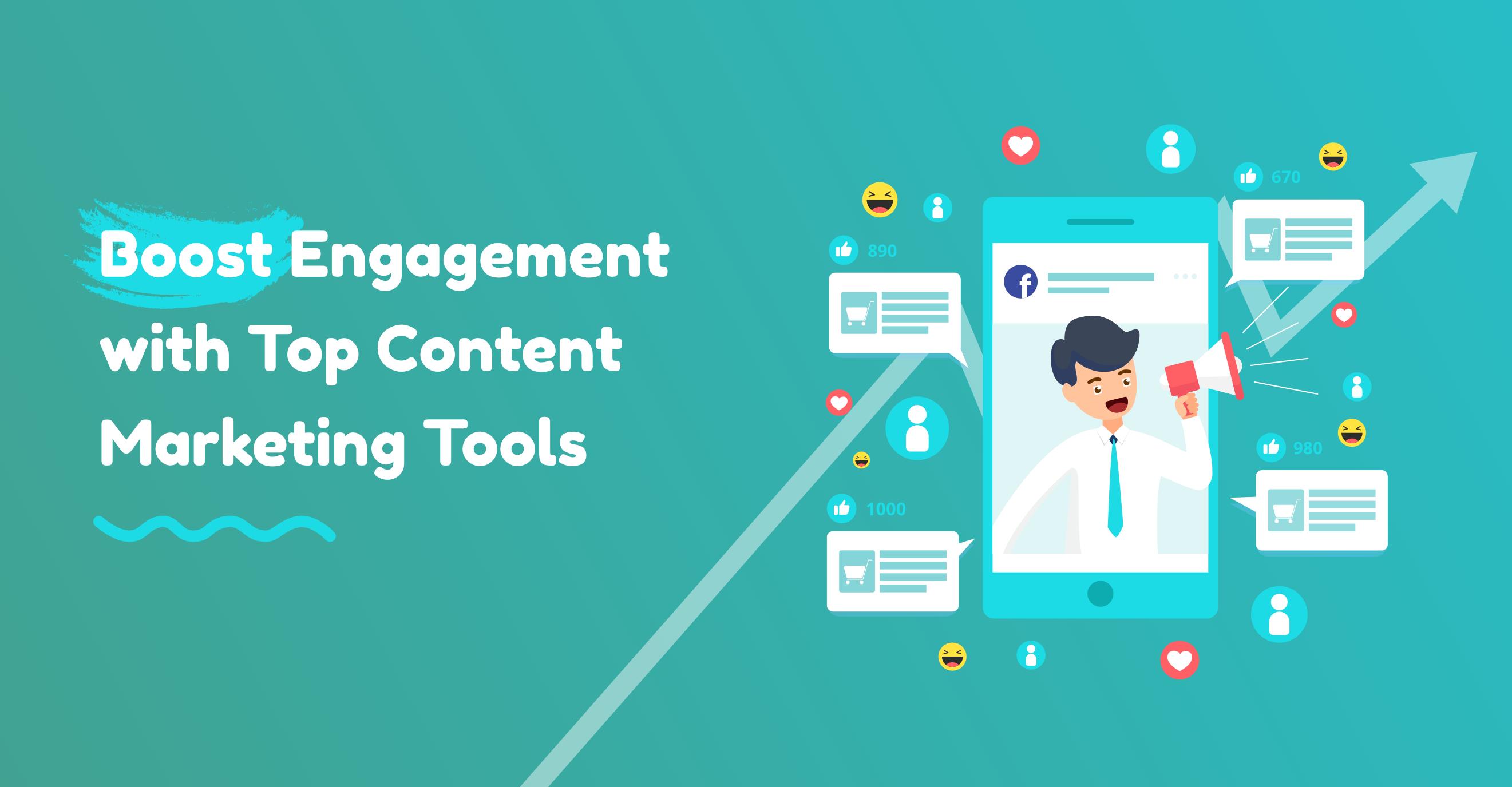 Content marketing tool - ContentStudio