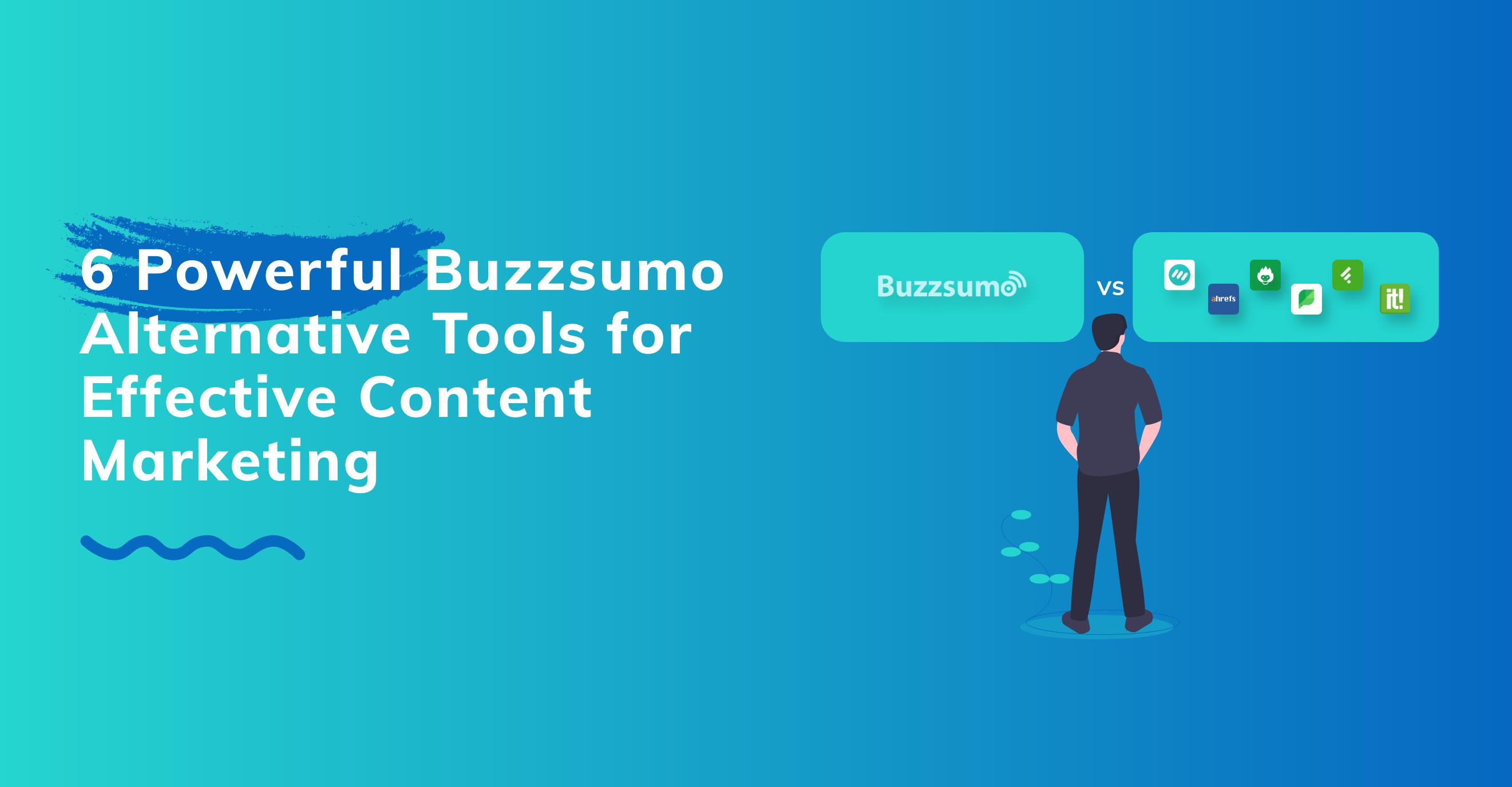 Buzzsumo alternative tool - ContentStudio