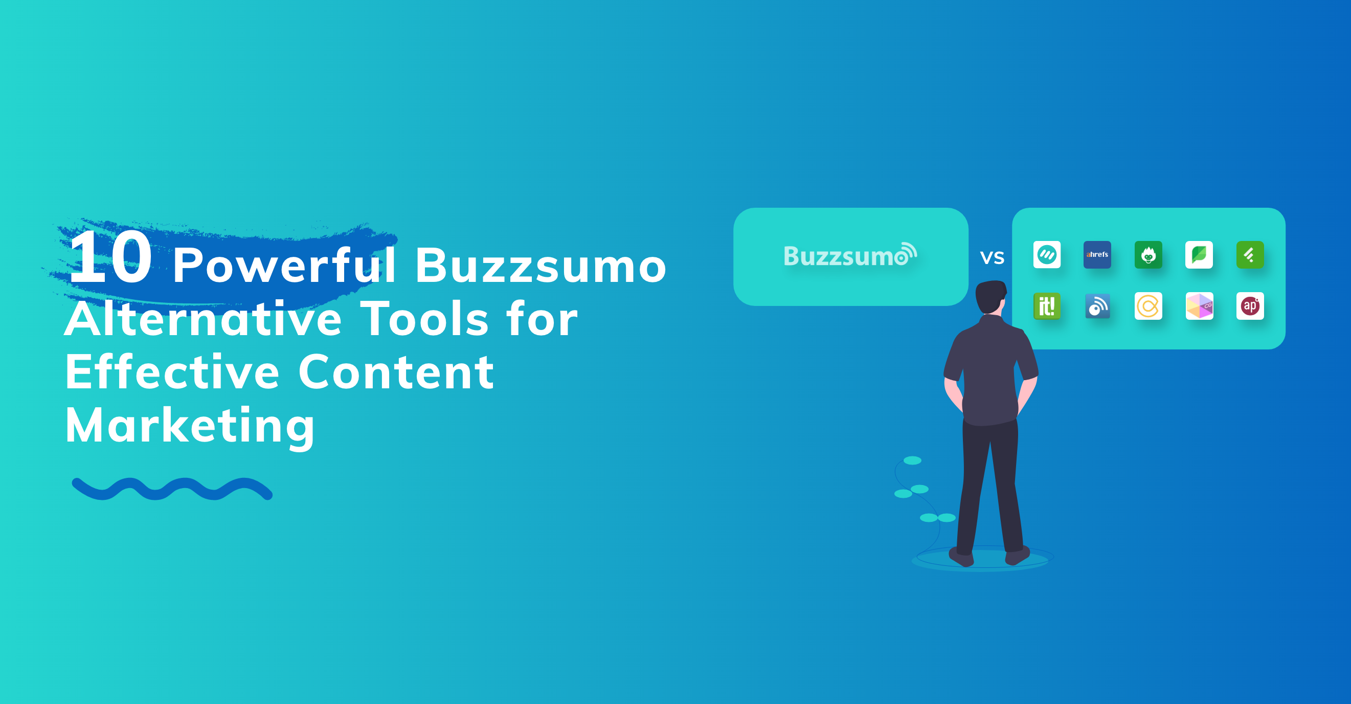 10 Buzzsumo Alternatives