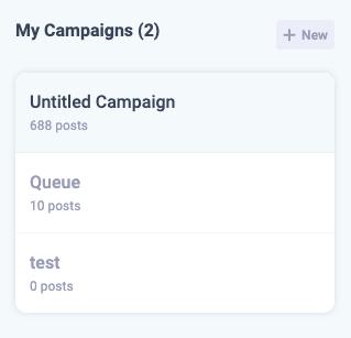 ContentStudio - Planned posts
