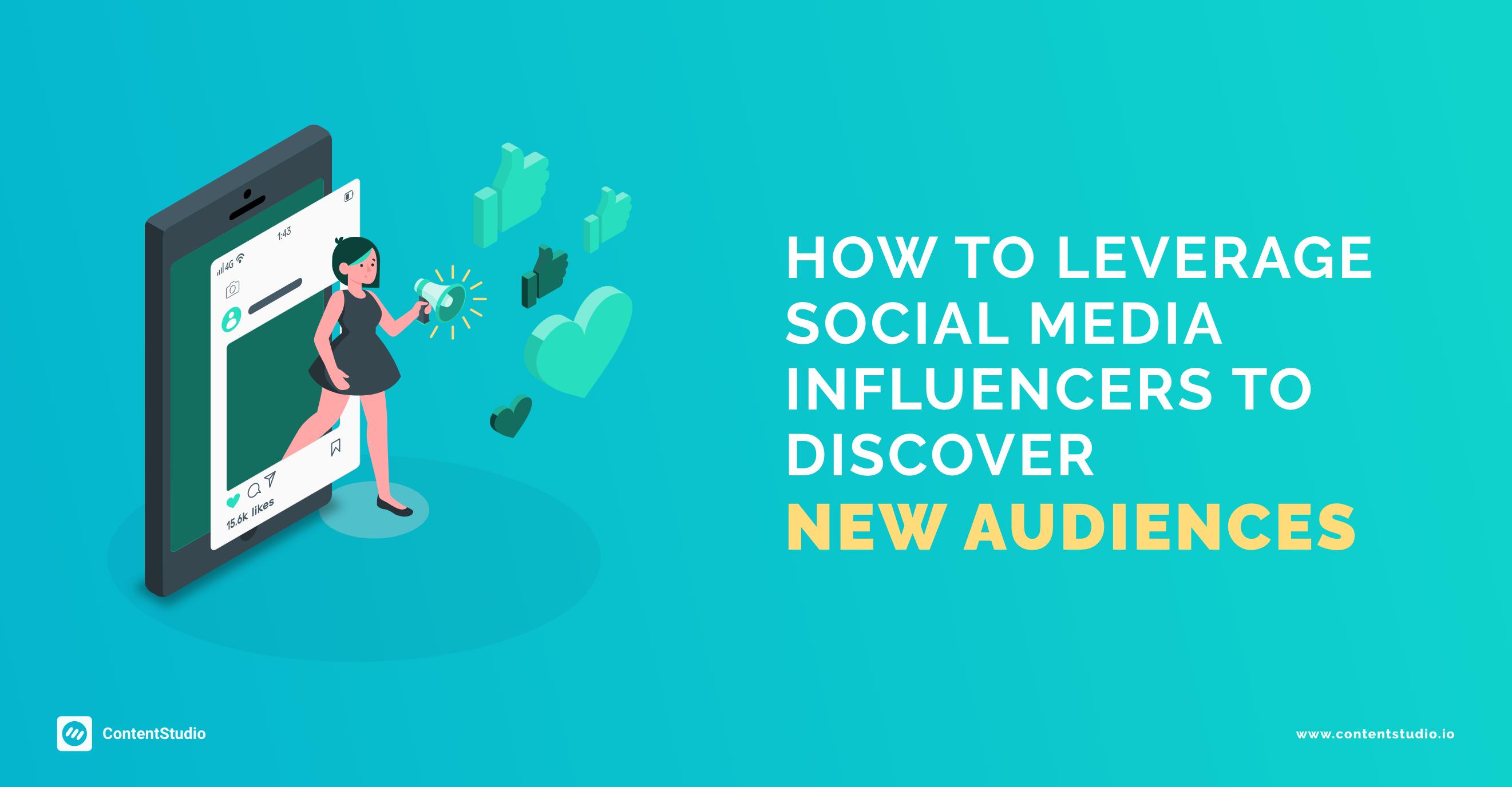 Influencer Marketing - ContentStudio