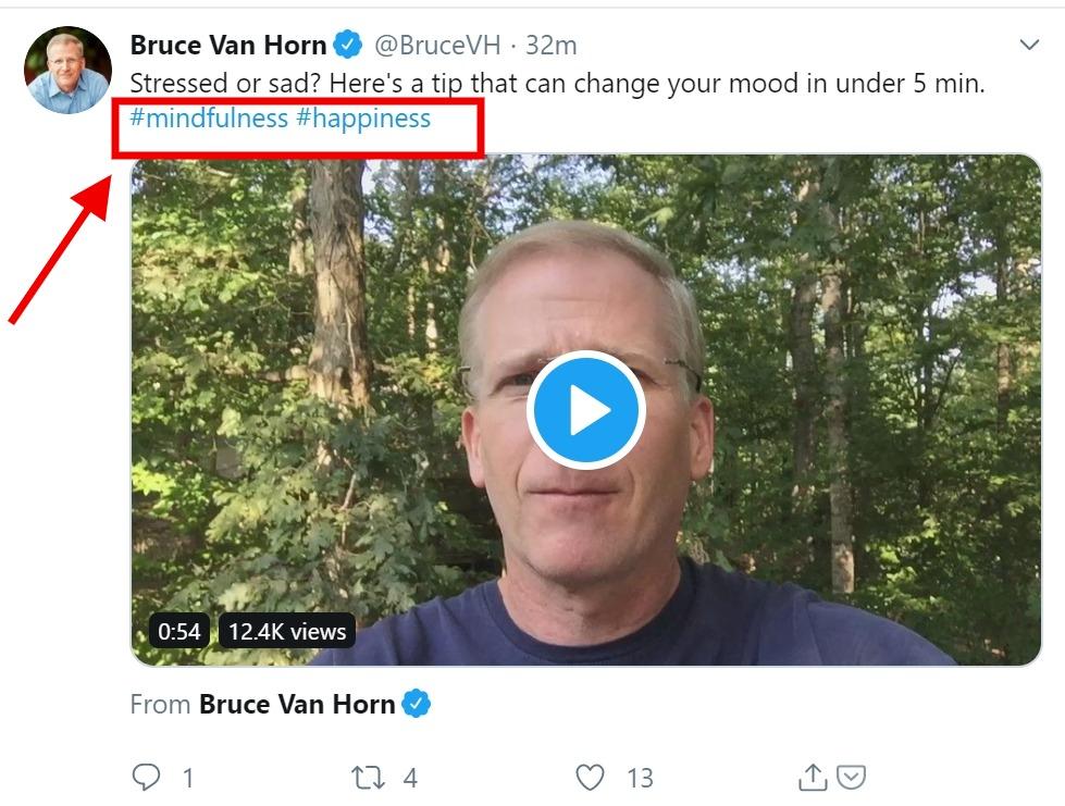 B2B twitter marketing