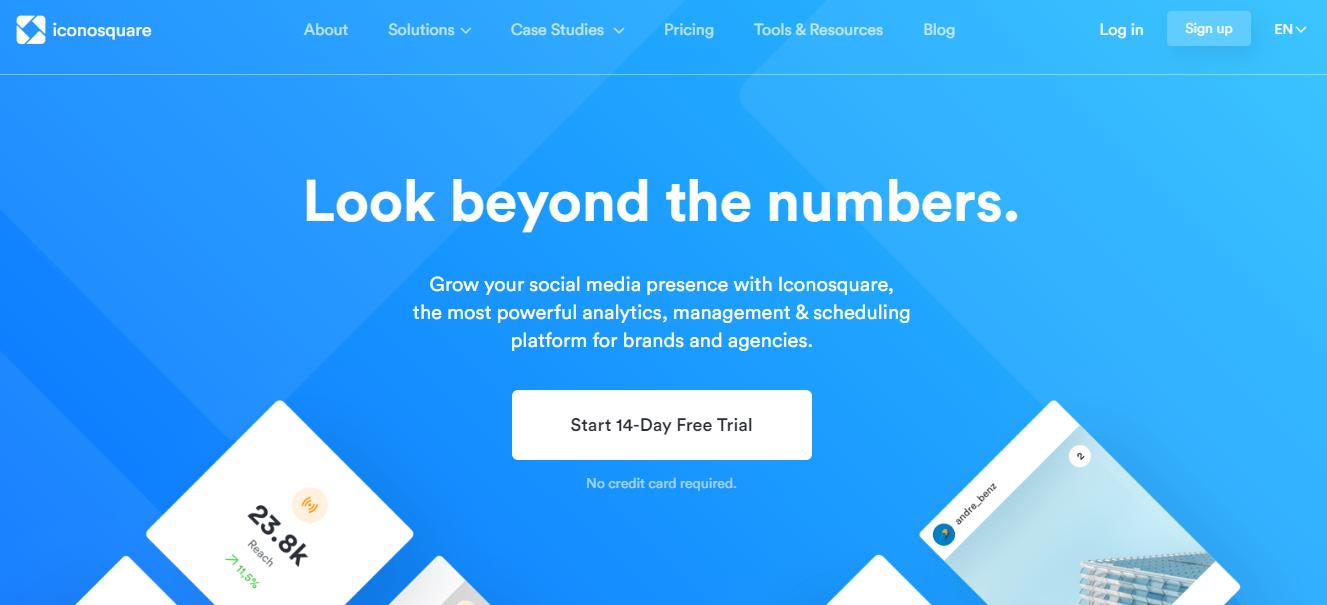 iconosquare- social media platform