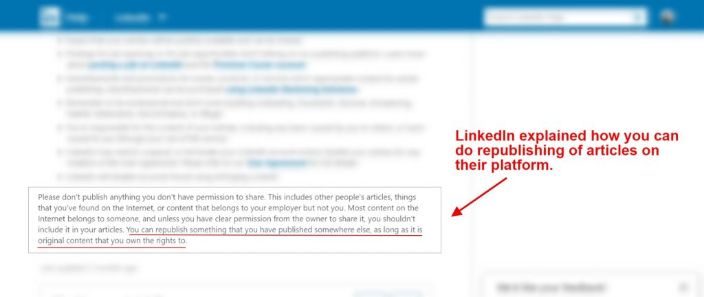 linkedin-republishing