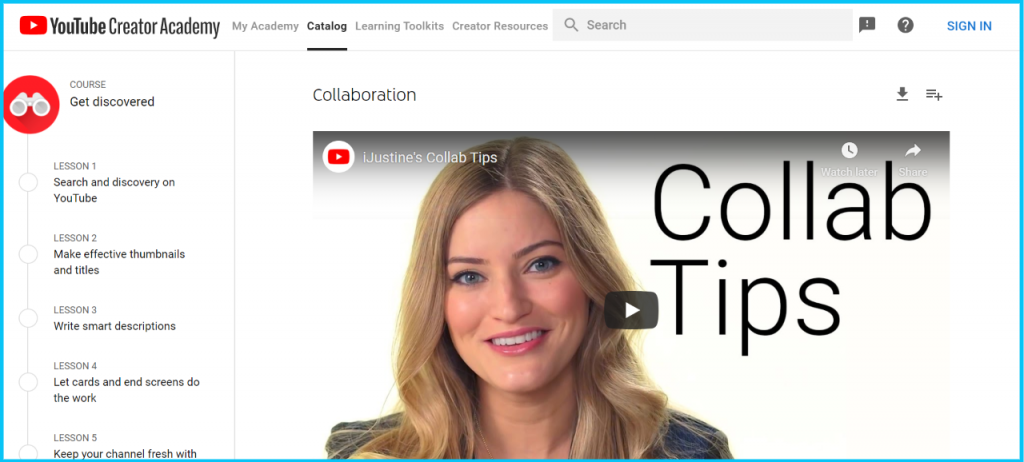 youtube collaboration tips