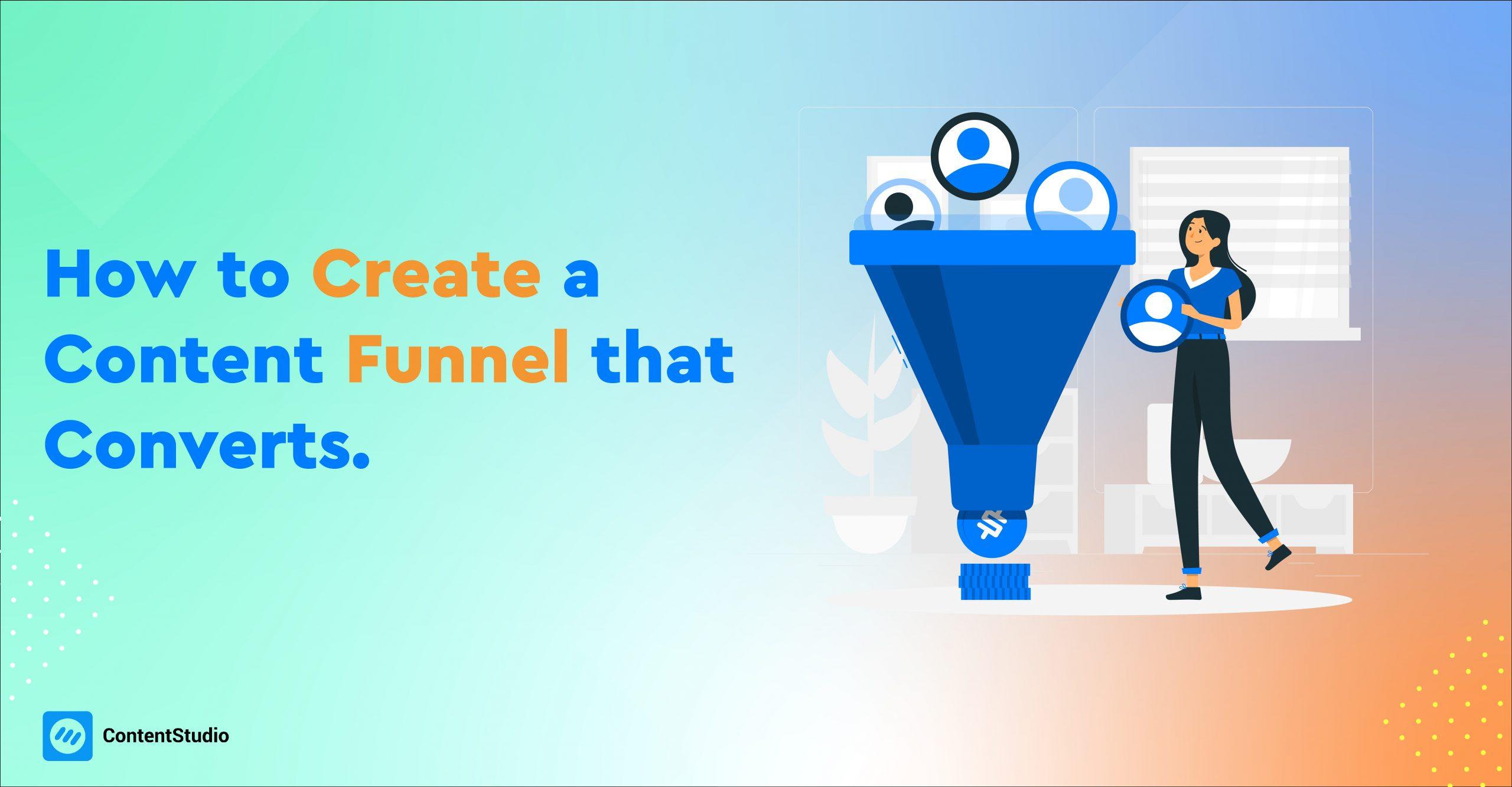 content funnel conversions