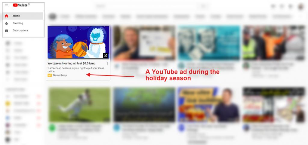 youtube ad social media ads