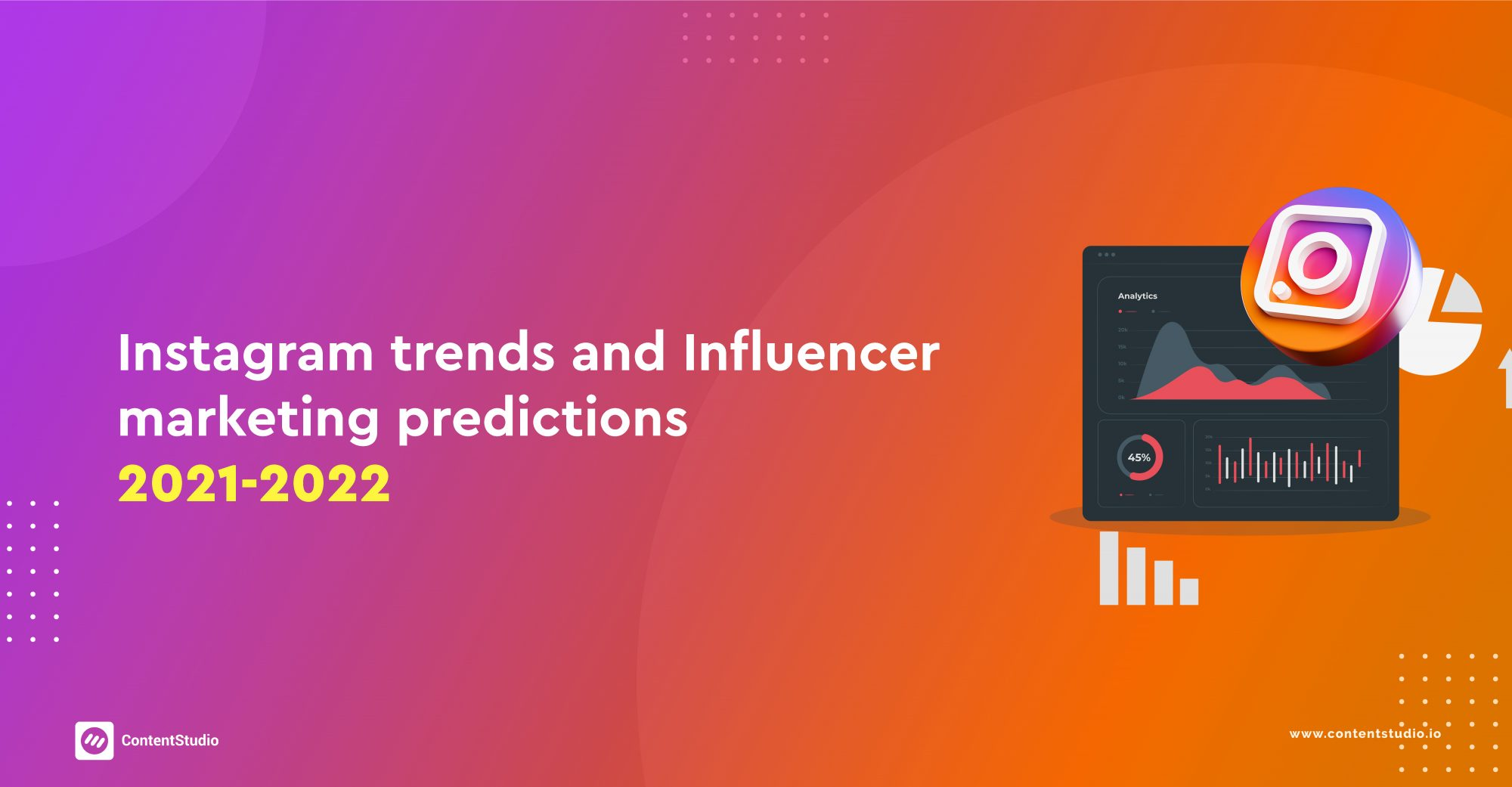 Instagram trends and Influencer marketing predictions 2021-22