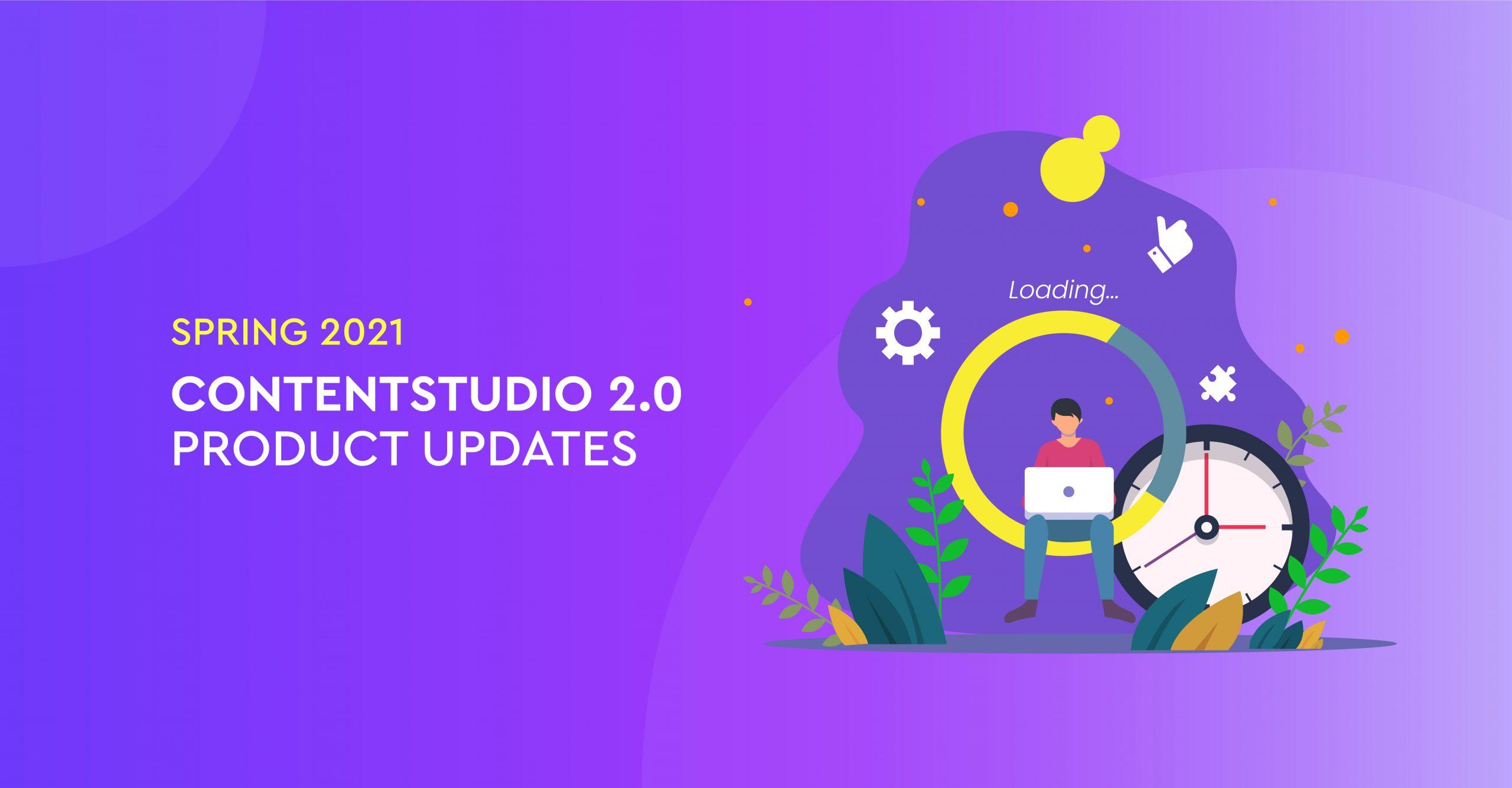 ContentStudio Product Updates