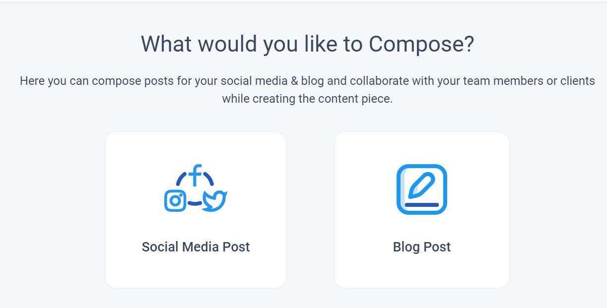 content composer