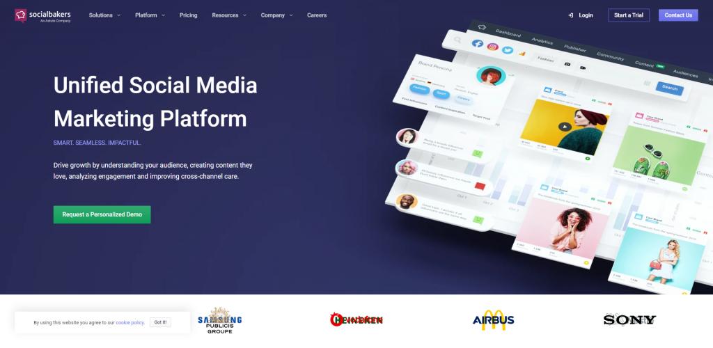 socialbakers-Social Media