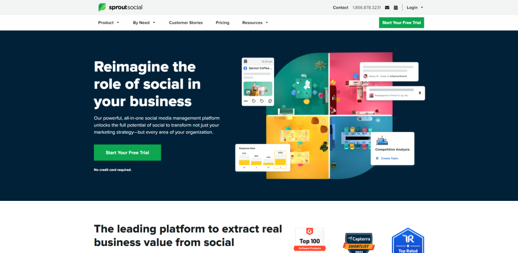 sproutsocial-SM analytic tool
