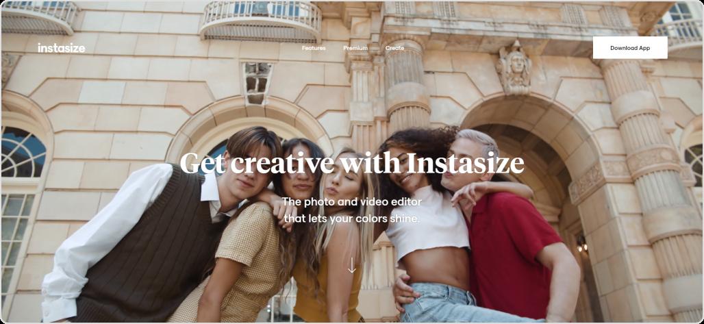 Instasize -Instagram design