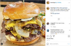 Buffalo Wild wings - Social Media Marketing
