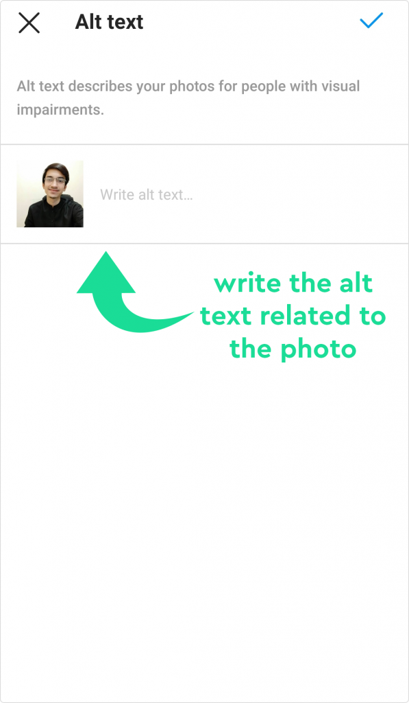 Alt text related to post on Instagram